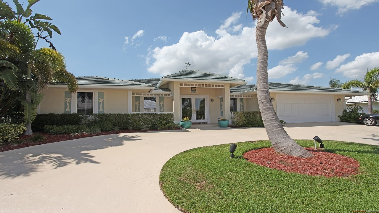 Castle For Sale At The Madison Club Avi Youtube - 9038 se star island way hobe sound florida 33455