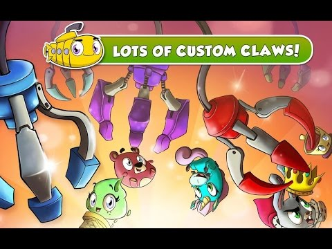 """Prize Claw 2 """"Game Circus LLC Arcade"""" Videos games for Kids - Girls - Baby Android"""