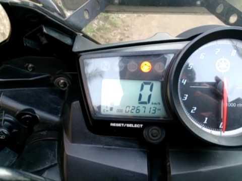R15 Engine Warning Light  -Code:46-