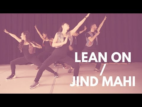 Lean On / Jind Mahi by Vidya Vox Ft. Ricky Jatt - Dance Cover