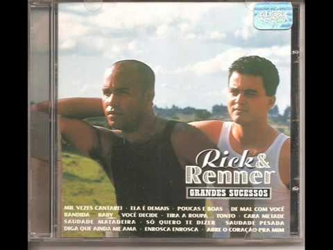 Rick & Renner Grandes Sucessos Original
