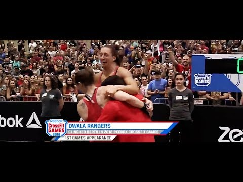 Crossfit Games 2018 | DWALA RANGERS (4k) from YouTube · Duration:  6 minutes 45 seconds