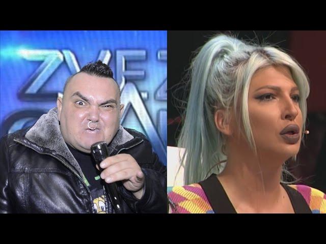 Zvezde Granda - Omčo bosanac izvrijeđao žiri ponovo
