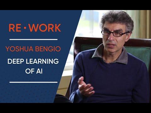 Keynote: Deep Learning Frameworks – Yoshua Bengio #reworkDL