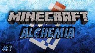 Minecraft - Alchemia #1: Podstawy