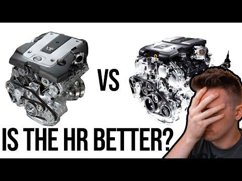 VQ35HR vs VQ37VHR: Which One is Better?