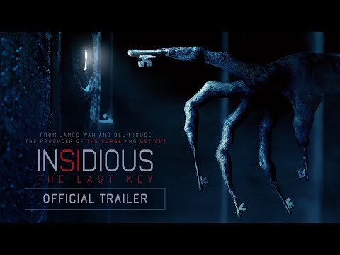 Insidious: The Last Key - Official Trailer (HD) thumbnail