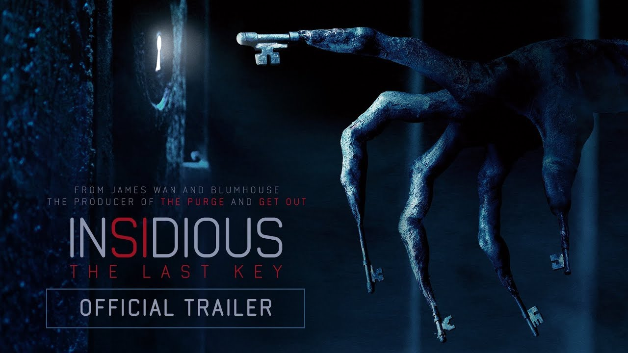 Insidious The Last Key Official Trailer Hd
