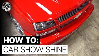 How To Make Red Show Car Paint Shine! | Chemical Guys
