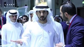 الشيخ حمدان بن محمد بن راشد آل مكتوم