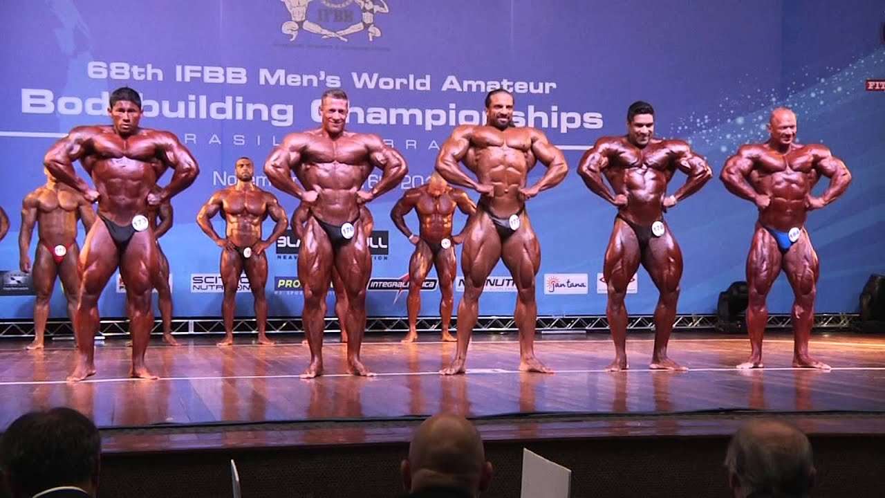 amateur world championship Ifbb