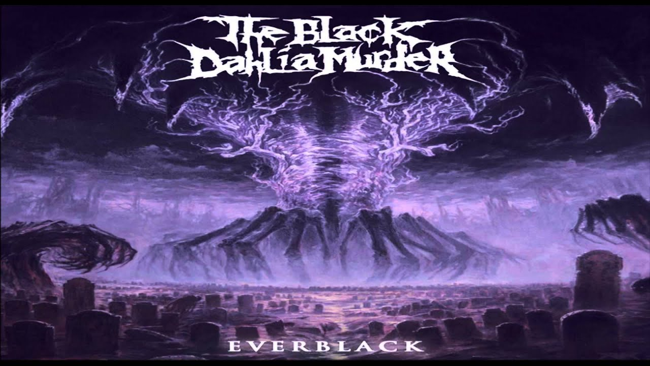 Czeshop Images The Black Dahlia Murder Everblack Wallpaper