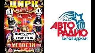 Народ хочет знать: О номерах и артистах цирка-шапито «Анастасия»Запись трансляции