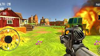 City Shooting 3 Trigger Strike Gameplay #33 (Android) | Level 58,59 & 60 Walkthrough