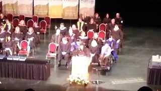 Independence University Graduation  Speech (Bonita Parker) 2015