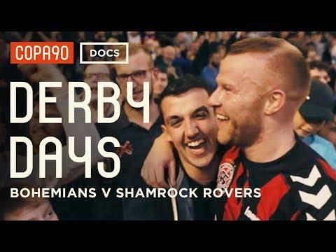 Anarchy in Ireland: Bohemians vs Shamrock Rovers | Derby Days