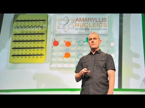 Amaryllis Nucleics Solves RNA Sequencing | Startup Battlefield
