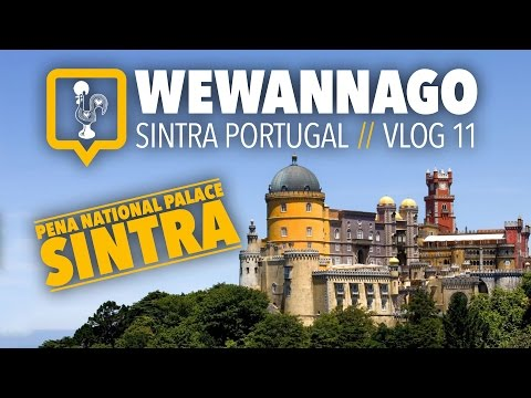 A trip to Sintra & Pena Palace // Round the World Travel // WeWannaGo TV