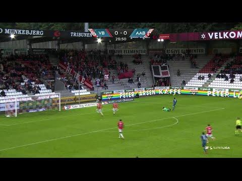 Vejle Aalborg Goals And Highlights