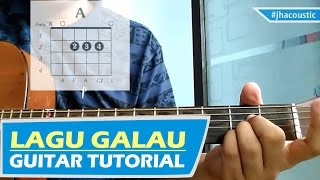 "Video ""Lagu Galau"" - Al Ghazali CHORDS / Gitar Tutorial MUDAH download MP3, 3GP, MP4, WEBM, AVI, FLV Oktober 2017"