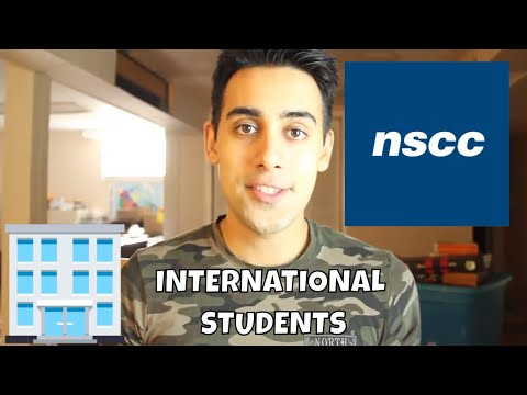 NSCC: Nova Scotia Community College for International Students