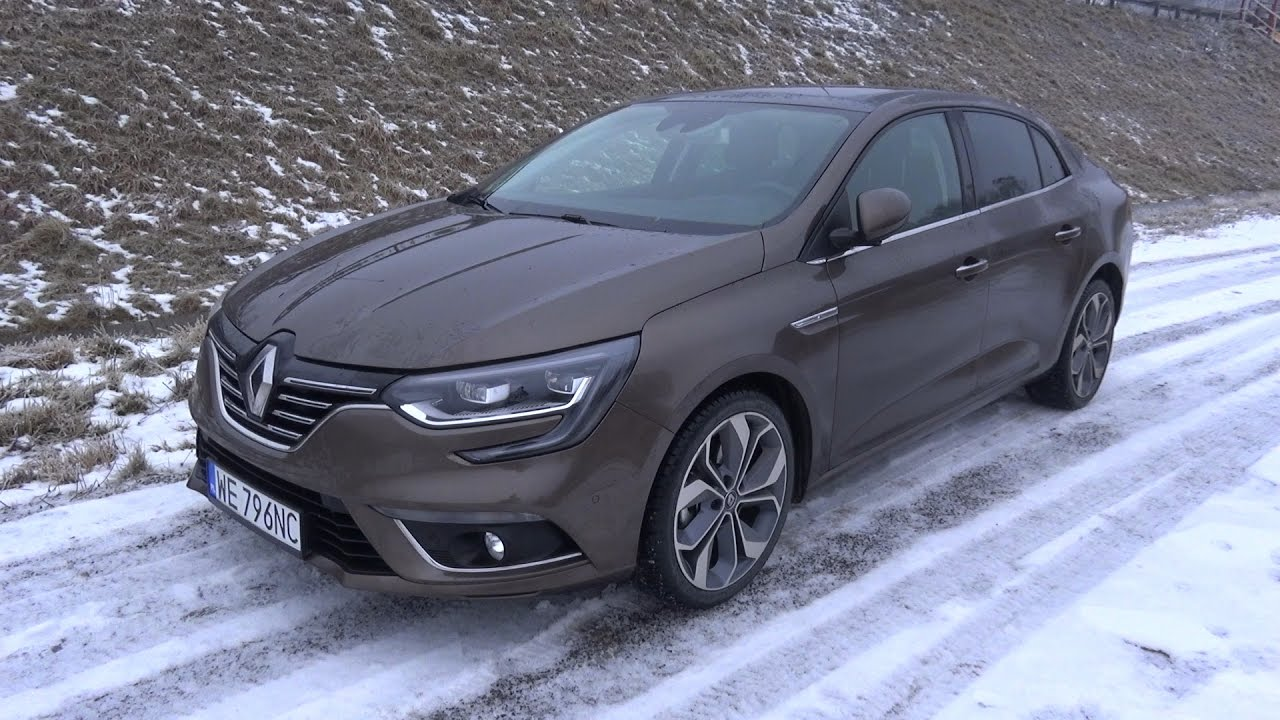 2016 renault megane grandcoupe 1 2 tce 130 km test pl prezentacja in depth tour youtube. Black Bedroom Furniture Sets. Home Design Ideas