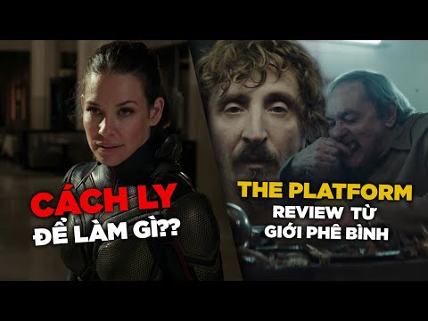 Phê Phim News: THE PLATFORM ĐƯỢC ĐÁNH GIÁ THẾ NÀO? | CHIẾN BINH ONG & PHÁT NGÔN DẬY SÓNG