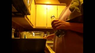 B2B WLS - Socca (Garbanzo bean flatbread) recipe