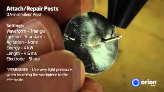 Attach and Repair Posts