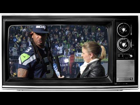 Richard Sherman Post-Game Interview (Mike Epps Parody)