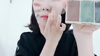 위장크림 지우개: 하스트 마카롱 클렌징 퍼프