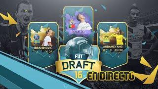 FIFA 16 | FUT DRAFT SUNDAY | Ultimate Team | DjMaRiiO