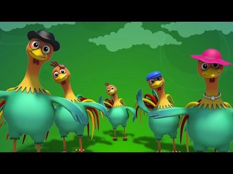 палец семьи песни | Петух палец семья | Песни для детей | Kids Rhymes | Rooster Finger Family