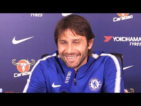 Antonio Conte Full Pre-Match Press Conference - Chelsea v Southampton - Premier League