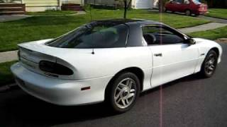 95 Z28 camaro with electric cut out