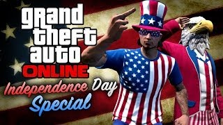 GTA Online - The Independence Day Special [All DLC Contents]