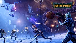 NEW FORTNITEMARES UPDATE ON THE WAY (Fortnite Battle Royale)