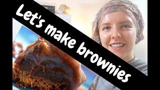 Lets Make Brownies
