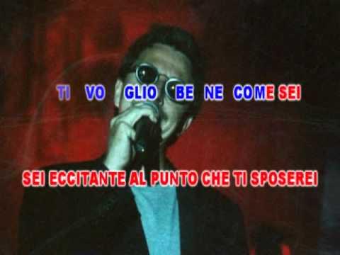 Fabio Concato - Rosalina (Karaoke)
