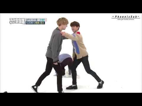 [Thaisub] 180314 Weekly Idol Ep346 - GOT7 Dance 'Look' 2x faster
