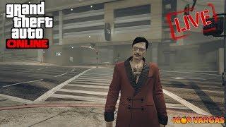 LIVE GTA 5 ONLINE - Corrida, mata e muito mais! PS4 ao vivo