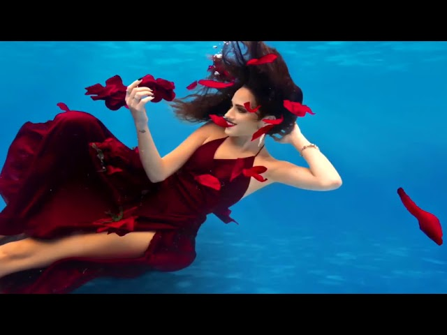 Underwater Fashion & Portrait Photography with Carla Durante and Outex Waterproof Cases