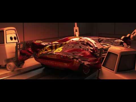 Carros 3: Nova Geração de Corredores - Hoje Nos Cinemas