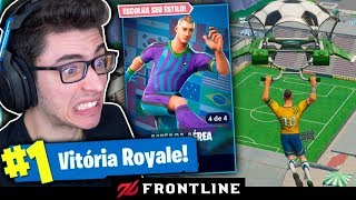FORTNITE: I BOUGHT THE WORLD CUP SKIN AND KILLED GENERAL!! Power Flakes