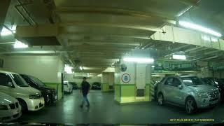 上水廣場停車場 (入) Landmark North Carpark (In)