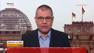 Alexander Kähler zum Abschluss der Sondierungen am 12.01.18