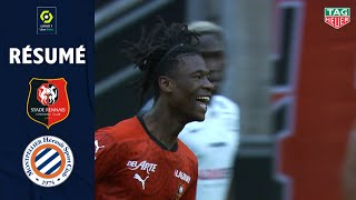 STADE RENNAIS FC - MONTPELLIER HÉRAULT SC (2 - 1) - Résumé - (RENNES - MONTPELLIER) / 2020/2021