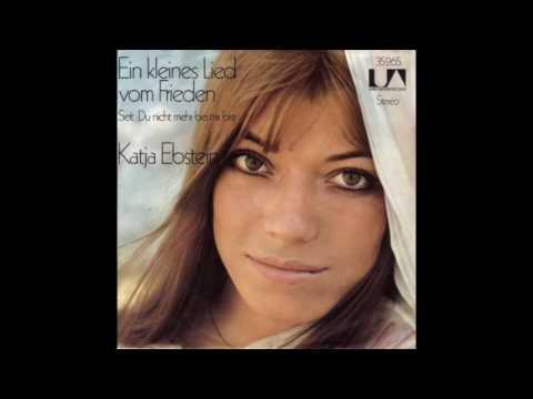 Katja Ebstein - Ein kleines Lied vom Frieden (Single Version) 1971