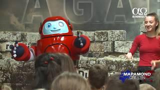 Cartea Cartilor - eveniment pentru copii la Biserica Agape Timisoara - reportaj AOTV