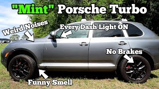 "I Traded the World\'s WORST Salvage Jetta for a ""Mint"" Turbo Porsche Sight Unseen!"